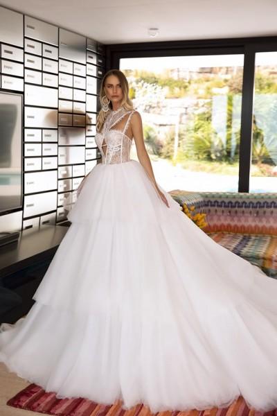"""Свадебное платье Hortensia в салоне """"Casa Miresei Lavinia"""""""
