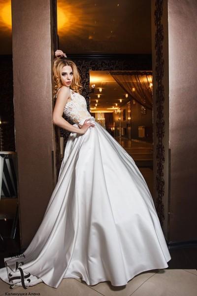 "Свадебное платье в салоне ""Kalinushka Alionushka"""