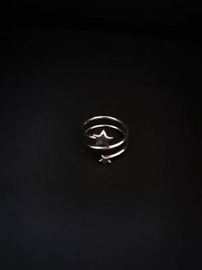 Bijuterii Kuki: (inel  andromeda  argint  925)