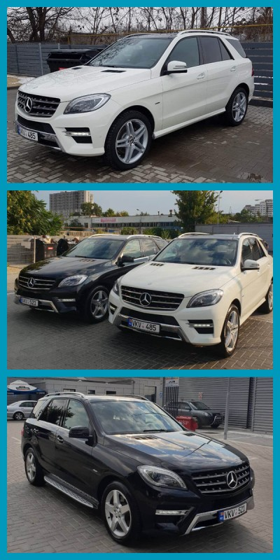 Mercedes-Benz ML от