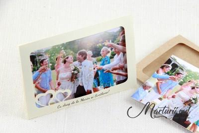 Mărturii de nuntă - fotorama-paspartu  MN-026