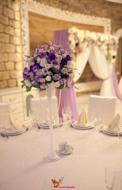 """Decor de nuntă - Event Republic  """"pachet classic"""