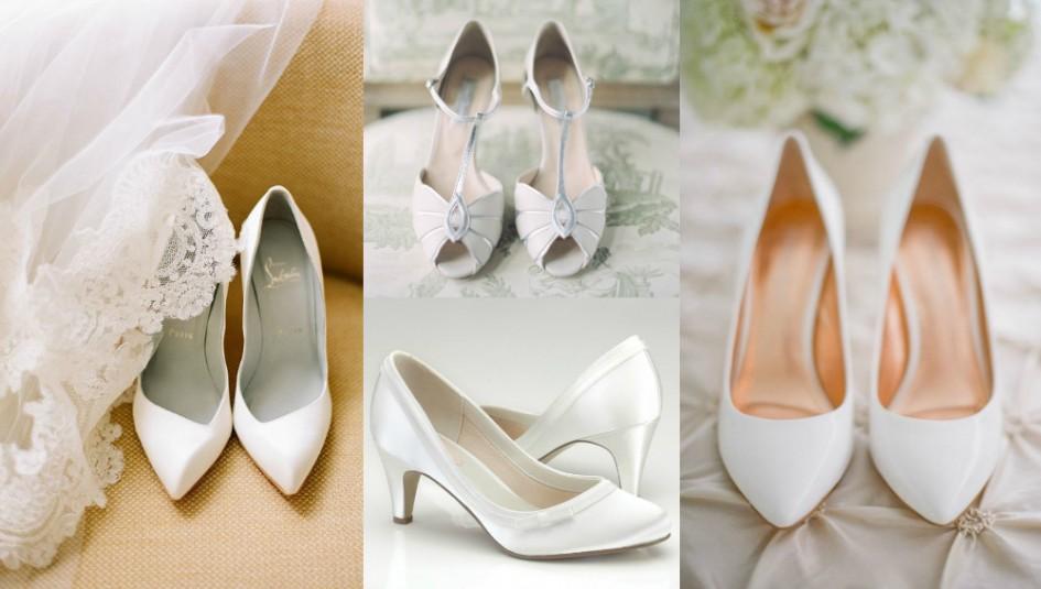 Pantofii De Mireasă în 2016 Alege Culori îndrăznețe